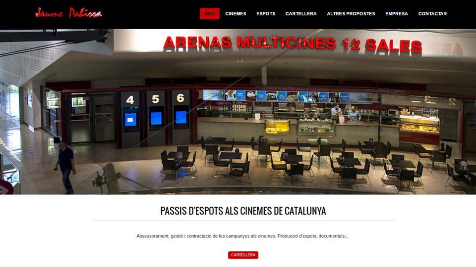 Jaume Pahissa-espots-cinema